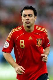 xavi profile and biography profil football player s