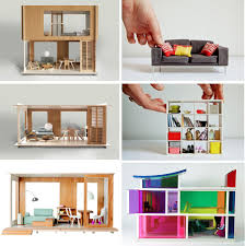 Home Design : Diy Modern Dollhouse Furniture Southwestern Compact .