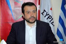 Ο τ. Υπουργός Νίκος Παππάς σε συνέντευξη τύπου στο Αργοστόλι στα Γραφεία  του Σύριζα – Voutospress Kefalonia