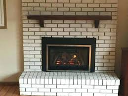 convert gas fireplace to wood burning fascinating convert wood burning fireplace to gas burner fire cost