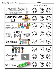 Individual Student Behavior Management Classroom Behavior