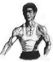 Bruce Lee Practice Chart Bruce Lee Workout Training Routines
