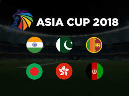 Asia Cup Chart Asia Cup 2018 Match Schedule And Timings The Economic Times