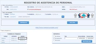 Formato De Asistencia Del Personal Descarga Control De Asistencia Del Trabajador En Excel