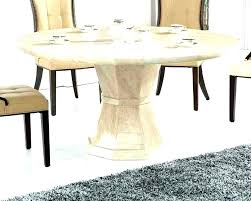 large round oak dining table tables glass seats 8 with 6 chairs marble and di