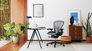 herman miller office desk.  miller aeron chairs with herman miller office desk