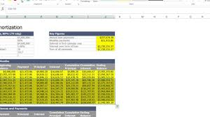Mortage Amortization Table Mortgage Amortization Table Excel