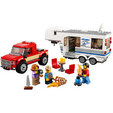 City 60182 Pickup Wohnwagen