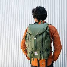 Topo Designs Mountain Pack Olive Green Rogue Fitness