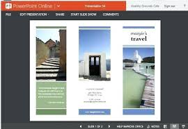 Brochure Presentation Template Flyer Free Branding For