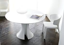 expandable round dining room tables image of expandable round table modern expandable dining table for small