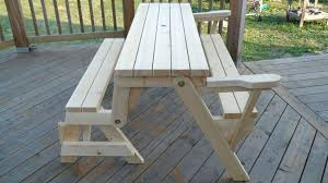 plan for picnic table woodworking plans picnic table free