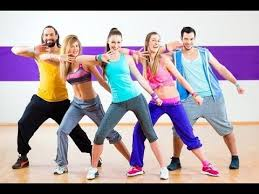 zumba dance workout fitness for beginners step by step