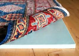 thick rug pad lovely accessories for floor decoration with thick rug pad top notch image of