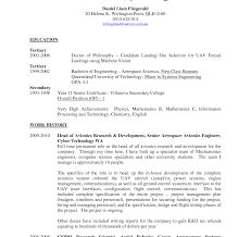 Simple Example Of Resume Best Of Example Of Simple Curriculum Vitae For Students Sample Resume