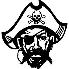 pirate_logo_black_fill_white school calendar greensburg community school corporation on 2016 2017 academic calendar template
