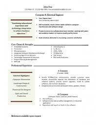 Free Basic Resume Template Sample Resume And Free Resume Templates