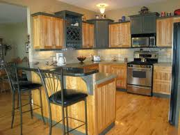 Maple Colored Kitchen Cabinets Kitchen Cabinets Pictures Gallery Solid Wood Honey Maple Assembled