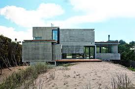 bare concrete beach house 1 jpg
