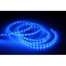 Rope Lights Walmart New Buy Holiday Time 60060 LED Blue Rope Light 60Count In Cheap Price