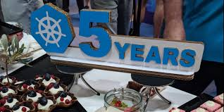 Kubernetes First Created At Google Celebrates 5th Anniversary