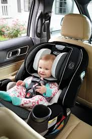 the graco 4ever extend2fit 4 in 1 convertible car seat gives you 10 years with one car seat