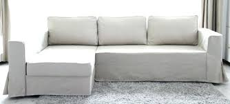 Chaise Slipcover Grey Sectional Sofa Bed Cover Chaise Lounge