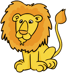 Image result for animated lions