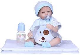16 inch 40cm Reborn Baby Doll, Realistic Soft ... - Amazon.com