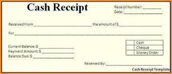 Receipt Template Doc Cash Payment Receipt Format Doc Gulflifa Co