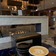 И 3 сертификата на обед; Sparrow Coffee Downtown Naperville Water St