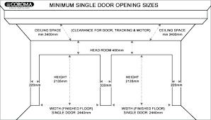 single garage door sizes single garage door size south standard double garage size south standard garage single garage door sizes