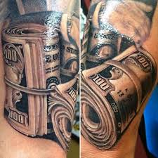 Money Tattoos Chicano Arte Money Tattoo Tattoos Tattoo Designs