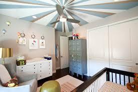 ceiling fan for nursery. brushed-nickel-ceiling-fan-nursery -contemporary-with-armchair-artwork-carpet-tiles-ceiling-fan-crib ceiling fan for nursery b