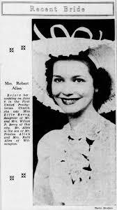 Effie Berry / Robert Allen - Marriage Jun 1942 - Newspapers.com