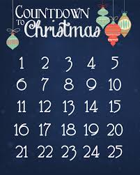 Countdown to Christmas Wallpaper on ...