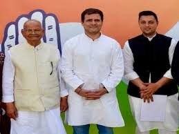 Congress Declares Its Two Hp Candidates Fields Sukh Rams Grandson