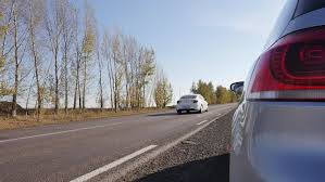 Image result for moving over for a car on side of the road