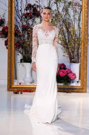 best of bridal market anne barge wedding dress collection spring 2017
