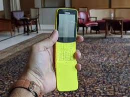 Nokia 8110 4G gets WhatsApp support ...
