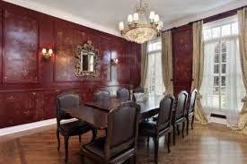 dining room decorating ideas red walls dining room decor ideas and showcase design on