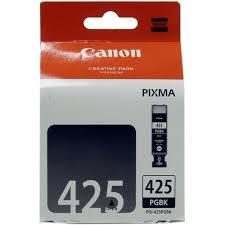Оригинальный картридж <b>Canon PGI</b>-<b>425PGBK</b> (с черными ...