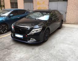 toyota camry 2015 black. Modren Toyota Black Racing GRILLE For TOYOTA CAMRY 20122015 GRILL 1pc Toyota Camry 2015 Black A