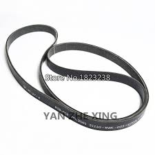 7 Rib Serpentine Belt Length Chart Us 19 0 5 Off Alternator Belt Drive Belt Oem 31110 Rwk 003 7pk2061 For Honda City 2009 2014 Length 2061mm Ribs 7 In Belts Pulleys Brackets From