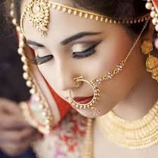 wedding makeup looks bride tips bridal style red