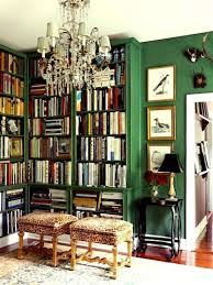 home library lighting. Fascinating Antique Copper Chandelier Creating A Chic Cosy Home Library Best Colors Lighting And Furniture Laurel