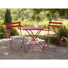 french bistro chairs metal. chair:impressive french metal bistro chairs with red colour near backyard landscaping ideas