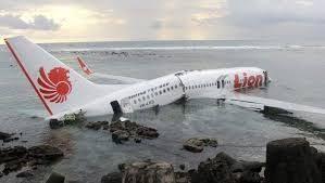 Resultado de imagen de boeing 737 se estrella en indonesia
