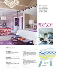 as shown in elle decor july august 2016 p 10 meri drum chandelier