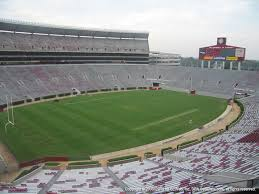 U2 Seattle Seating Chart Bryant Denny Stadium View From Section U2 Q Vivid Seats
